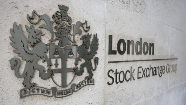The FTSE 100 Index was up 30.7 points to 6291.7 in morning trading