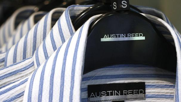 Menswear chain Austin Reed is set to collapse into administration