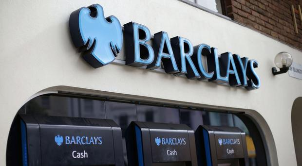 First quarter figures from Barclays follow a bad clutch of earnings on Wall Street
