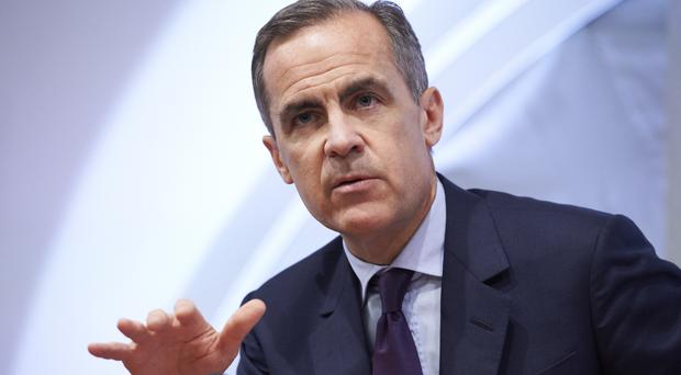 Mark Carney warned last week that uncertainty around the EU referendum was beginning to hamper economic growth