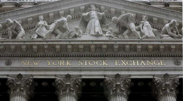 Global stock markets were trading largely higher on Tuesday (AP)