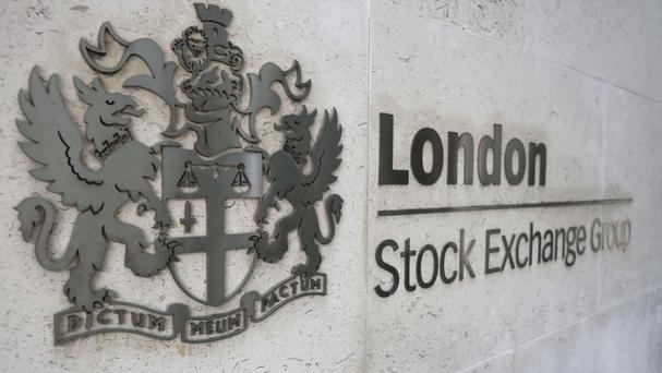 The FTSE 100 Index was 12.2 points lower at 6272.2