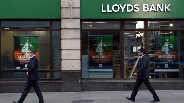 Lloyds Banking Group will post first quarter results