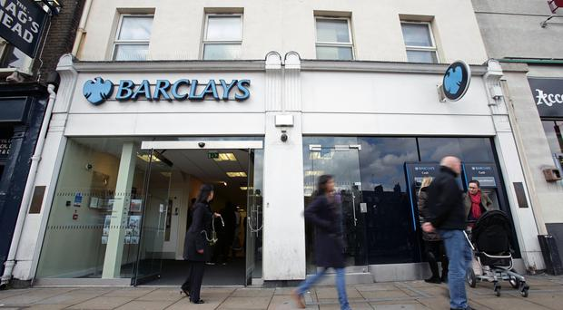 Barclays is turning its focus to Britain and the US