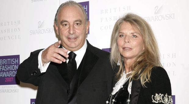 Sir Philip Green and his wife Tina have been asked to give evidence to Commons committees