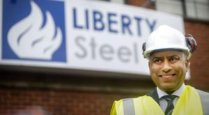 Sanjeev Gupta is the man behind Liberty House
