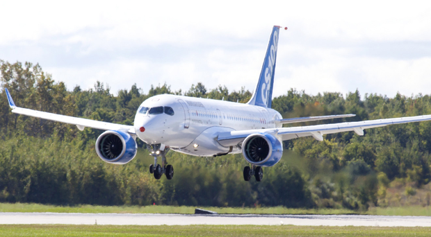 Delta has signed a deal with Bombardier for 75 CS100 jets
