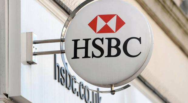 HSBC said it was a 'resilient' performance in difficult market conditions