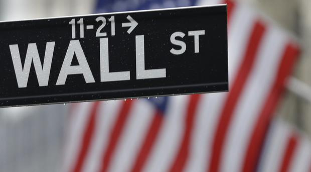 The Dow Jones industrial average lost 140.25 points (AP)