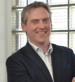 Paul McElvaney, chief executive of Learning Pool