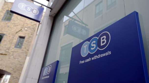 So-called challenger banks include TSB