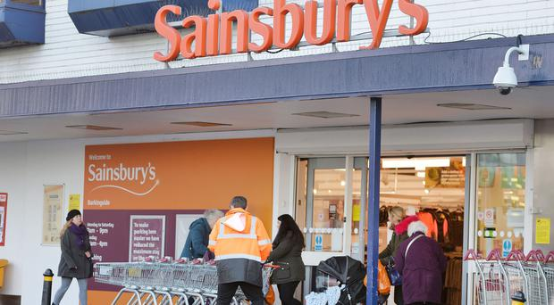 Sainsbury's is set to reveal lower profits after an eventful year