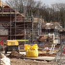 Growth in the construction sector has slowed