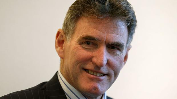 Ross McEwan, Chief Executive of RBS