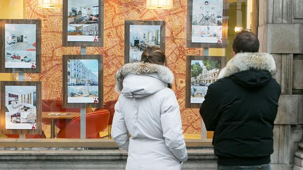 Rents have risen since the increase in stamp duty on buy-to-let properties, a report has found