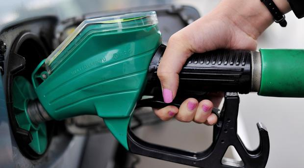 Motorists are still paying less for petrol and diesel than they were this time last year
