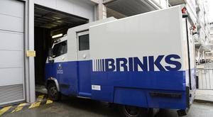 Security cash-in-transit firm Brinks has closed its Belfast base at Duncrue Road with the loss of 55 jobs