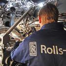 Rolls-Royce boss Warren East revealed first half profits would only be near break-even