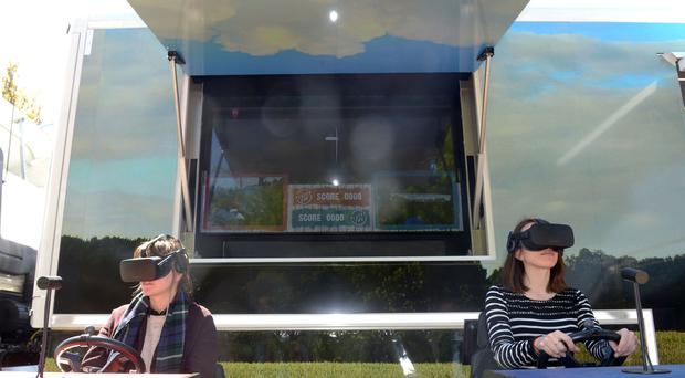 McDonald's hopes to challenge 'outdated stereotypes' with its virtual reality roadshow