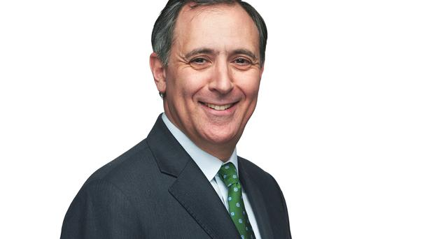 Intercontinental Hotels chief executive Richard Solomons (IHG/PA)