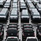 New car sales rose again over the past month
