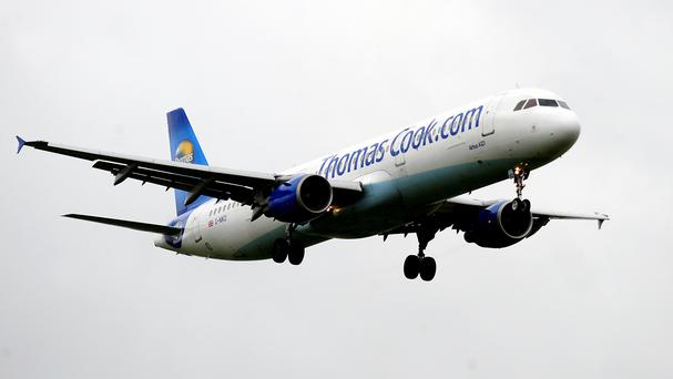Thomas Cook Airlines cabin crew are being balloted for industrial action