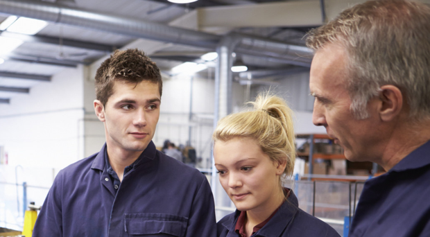 Apprenticeships must be encouraged by the new Economy Minister, says economist John Simpson