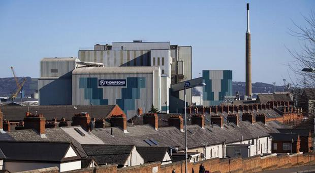 John Thompson & Sons, which is based in Belfast, is to buy part of McLarnon Feeds from Moy Park