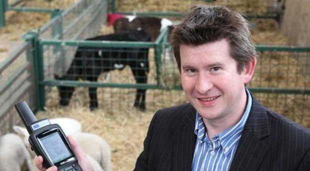 FarmWizard founder Terry Canning has noticed a lot of investment in the agri-tech industry in recent times