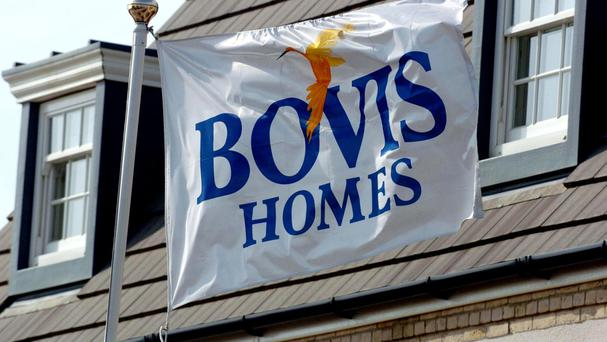 Bovis Homes said demand from buyers remains strong due to access to mortgage finance