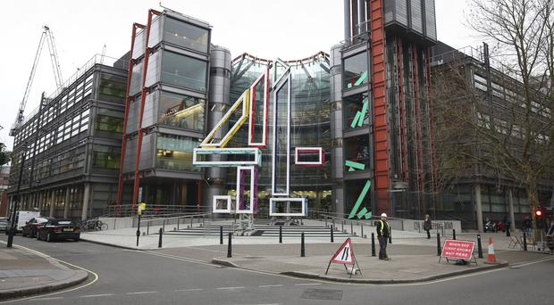 Channel 4 chief executive David Abraham said the broadcaster had 'a record impact on audiences and the UK's creative sector' in 2015