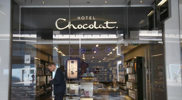 Hotel Chocolat's stock market listing was understood to be heavily oversubscribed