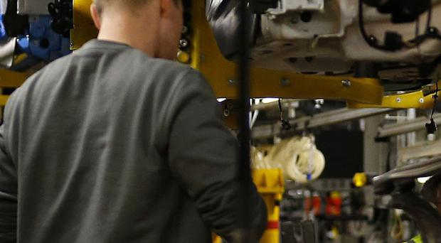 Year on year, manufacturing production fell 1.9%