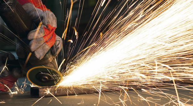Year on year, manufacturing production fell 1.9%, the biggest fall since 2013, according to the Office for National Statistics (ONS)
