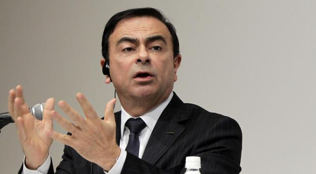 Nissan CEO Carlos Ghosn said it will become the top investor in Mitsubishi Motors (AP)
