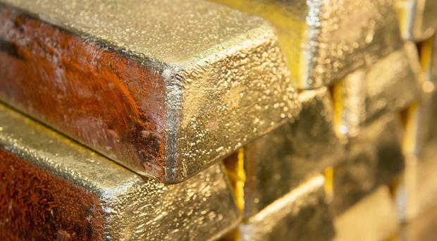 The World Gold Council said investors are having to consider alternatives as interest rates fall into negative territory