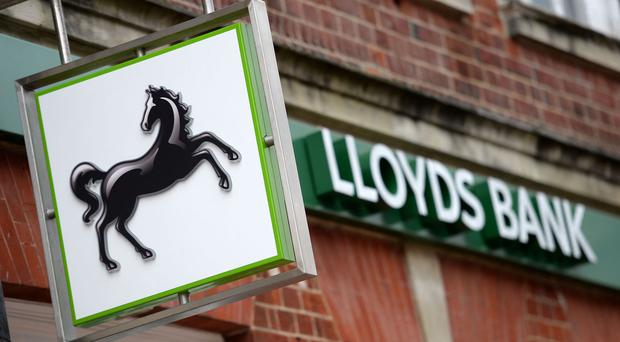 Lloyds bosses defended their branch closure programme
