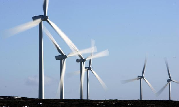 A Dublin firm has bought a wind farm in Co Antrim