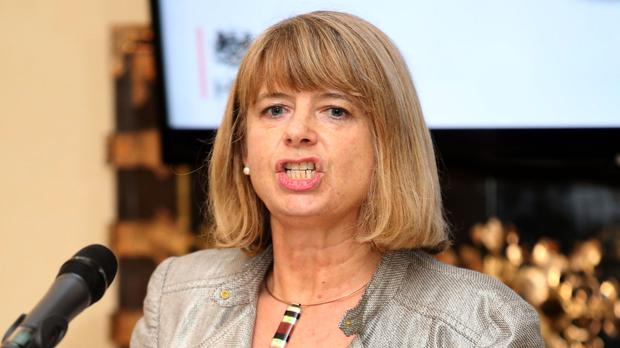 Economy Secretary Harriett Baldwin has warned that Brexit could have dire consequences for the financial services industry in Scotland