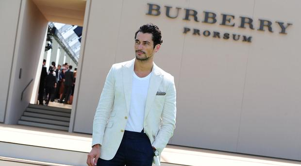 Burberry is expected to see full-year profits tumble on Wednesday