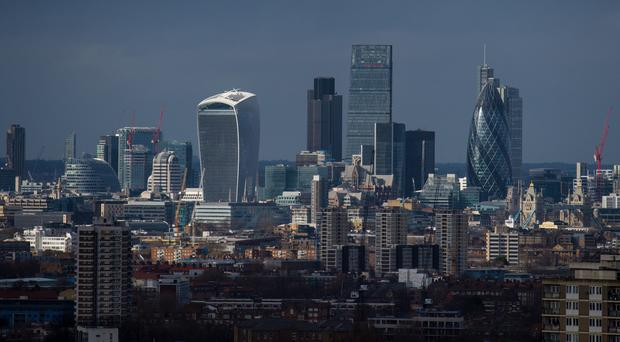 British Land is the company behind the 'cheesegrater' building in London