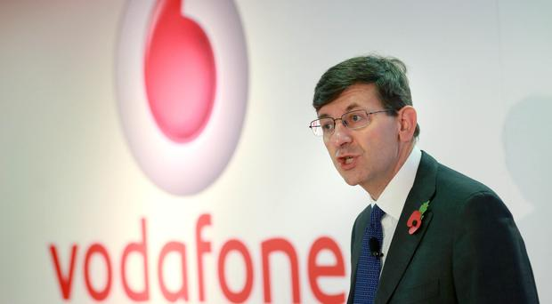 Vodafone group chief executive Vittorio Colao welcomed the results