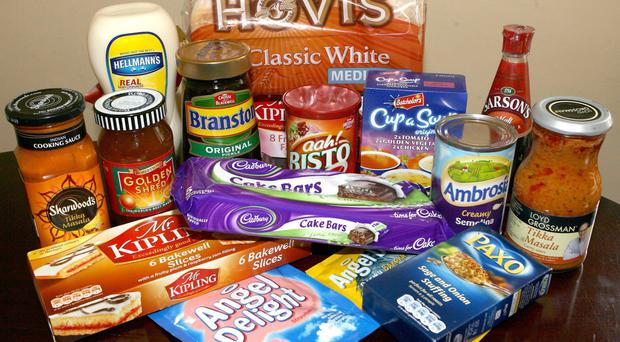 Premier Foods has announced a rise in pre-tax profits