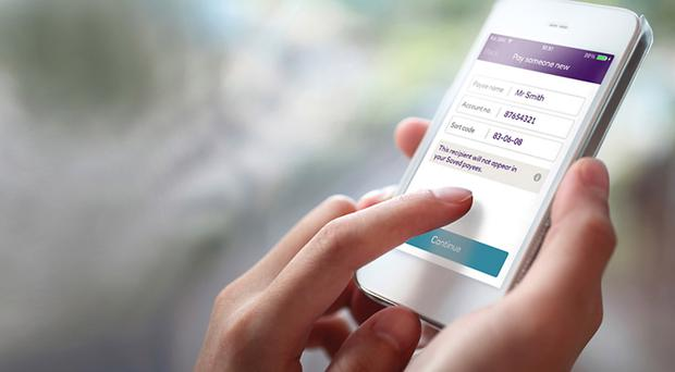 NatWest has redesigned its mobile banking app (NatWest/PA Wire)