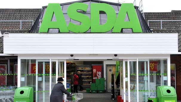 Asda posted a 5.7% fall in like-for-like sales for the 13 weeks to March 30