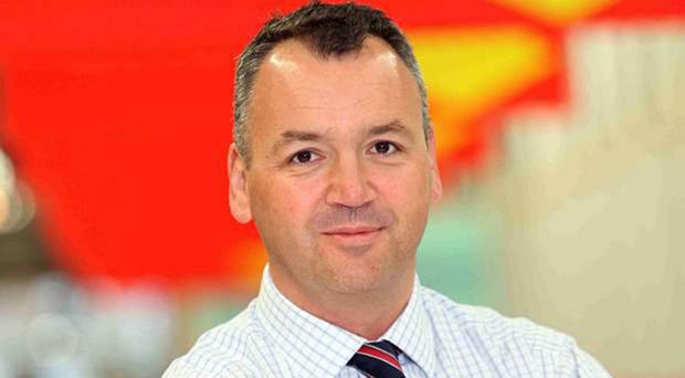 Asda chief executive Andy Clarke