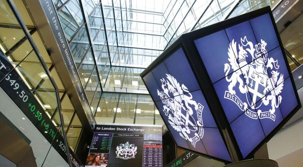 FTSE 100 Index jumped 91.1 points to 6144.7