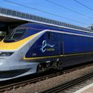 Eurostar said passenger numbers slipped 3% to 2.2 million in the three months to the end of March