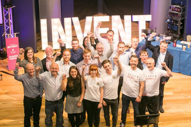 A dozen tech innovators have secured their places in the finals of Invent 2016, the Northern Ireland Science Park's annual competition