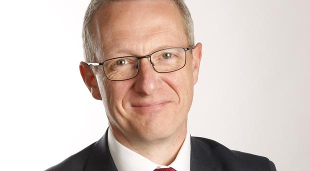 De La Rue chief executive Martin Sutherland completed a six-month strategic review in May last year